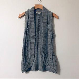 Banana Republic Cable Sweater Vest